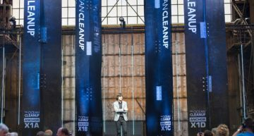 Genius Entrepreneur Launches Initiative to Clean the Great Pacific Garbage Patch in Five Years