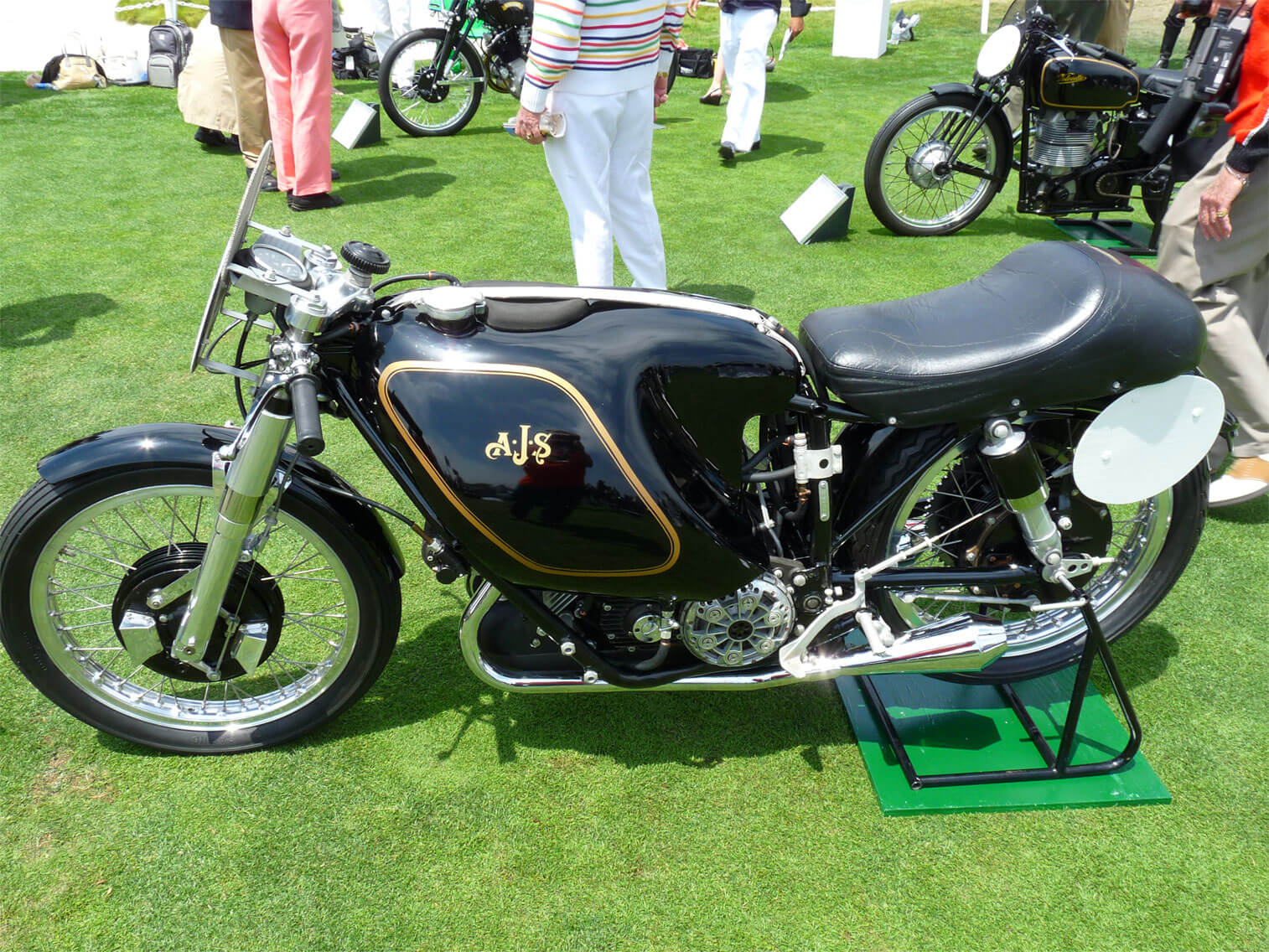 1954_AJS_E95_-Porcupine most expensive motorcycles