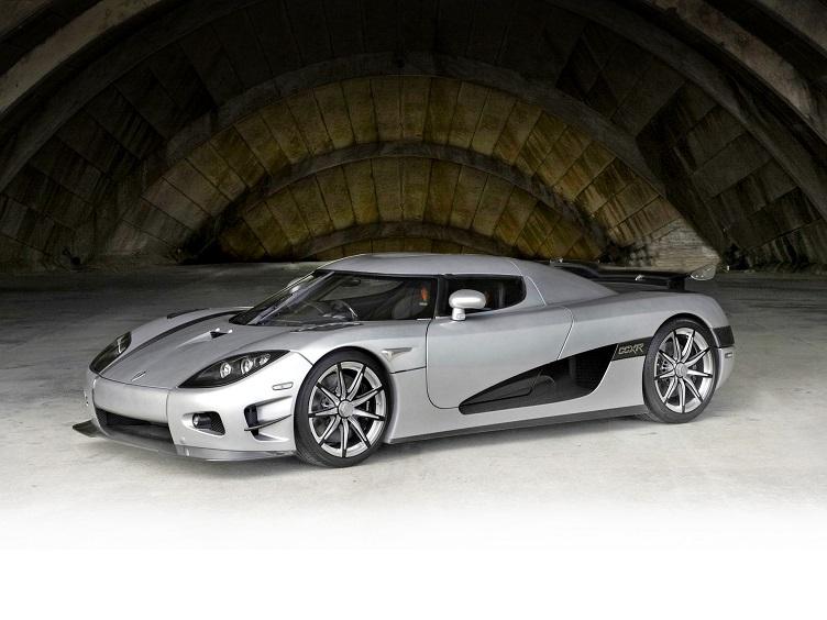 Koenigsegg-Trevita world's most expensive cars