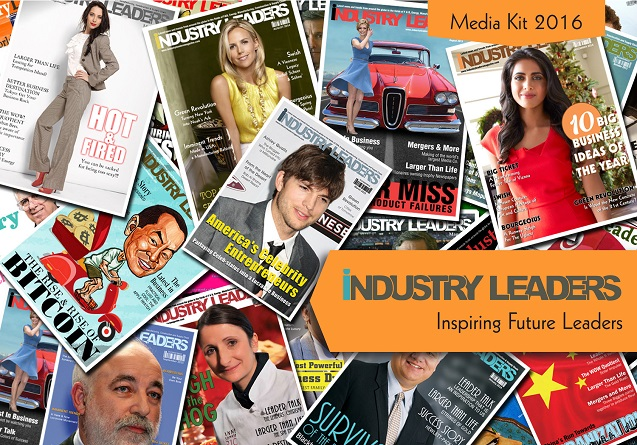 Industry Leaders Media Kit Cover