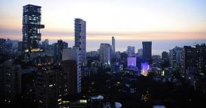 Antilla_Mumbai Skyline