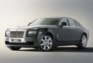 Ghost revives UK Luxury Car brand: Record sales for Rolls Royce in 2010