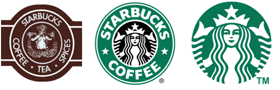 Starbucks says TATA to old logo; next chapter Or the New GAP?