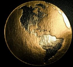 Gold, oil