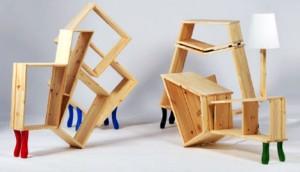 IKEA Self-Assembly Furniture