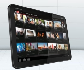 Serious competition for the ipad? The new Motorola Xoom…