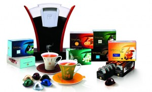 Encapsula-TEA-d. Competition for Nestlé Nespresso boiling hot..