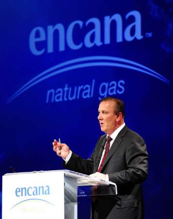Randy Eresman, CEO Encana Natural Gas