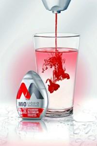 Mio water enhancer by Kraft Foods