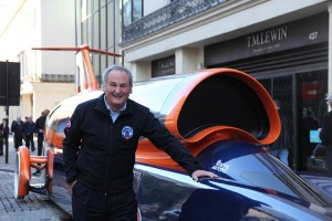 Bloodhound and Richard Noble