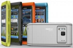 Nokia N8 Symbian OS