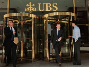 Return to first-yearly profit post-financial crisis for Swiss banking giant UBS