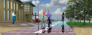 SolaRoad - The Solar Paneled Cycle Path