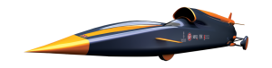 Super Sonic Car Bloodhound