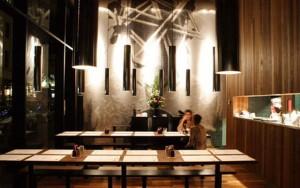 Wagamama restaurant in Melbourne