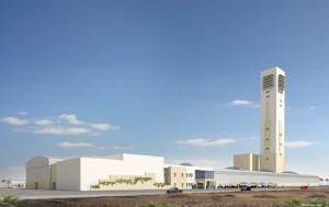 Ducab manufacturing facility Jebel Ali