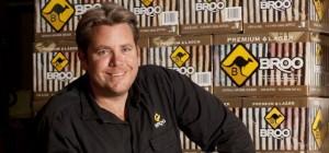Kent Grogan, Founder Australian Broo beer