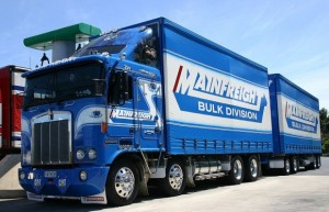 NZ trucking giant to buy Europe's Wim Bosman Group