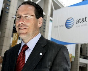 AT&T chairman & ceo randall stephenson