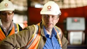 Grant King CEO Origin Energy