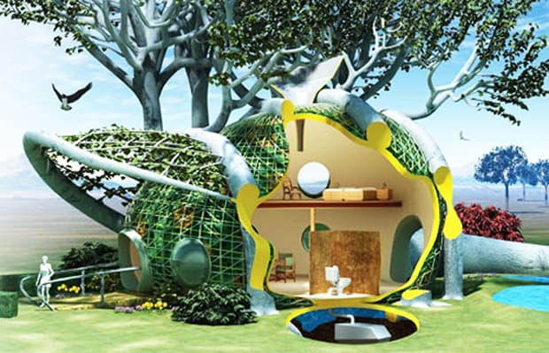 Our Amazing Tree Houses / Blue Forest Tree Houses, Eco-lodges and