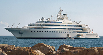 lady moura, third most expensive yacht in the world