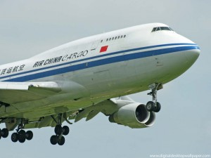 China's Air Freight Sector foresees low rates;expects consolidation