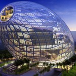 Cybertecture Egg Mumbai by James Law