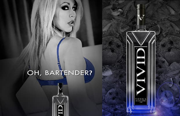 Get Vivid in Las Vegas with this super-premium Vodka