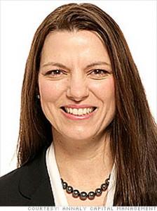 Wellington J. Denahan-Norris, Annaly Capital Management