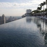 Marina Bay Sands Skypark and Infinity Pool (image courtesy msafdie.com)