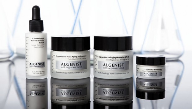 Bio-fuel maker Solazyme unveils anti-ageing skin care line Algenist™