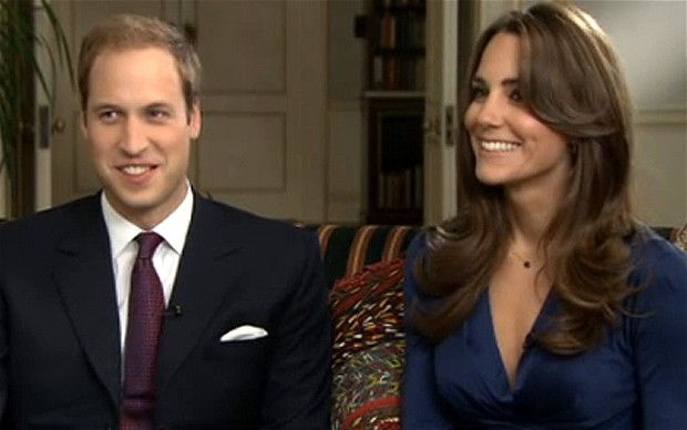 kate middleton and william windsor prince william kate wedding. Prince William will finally