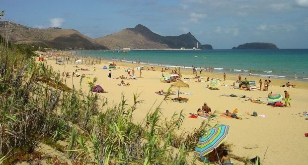 Vacation in Europe's last Paradise: Porto Santo
