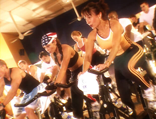 Spinning it for The Green Revolution: Make your Sweat Matter