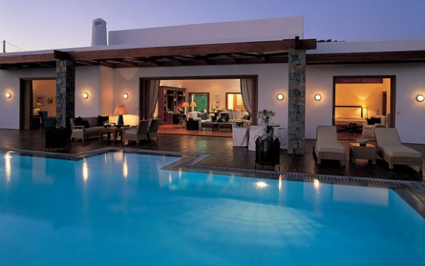 The Royal Villa, Grand Resort Lagonissi, Athens_World's most expensive hotels 2011