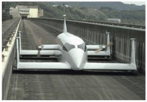 The Aero Train Prototype