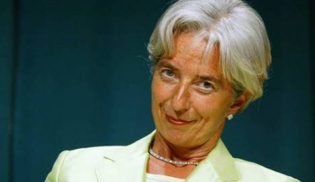 Christine Lagarde top contender for next IMF chief