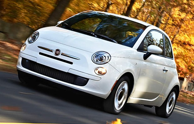 Small, Smart, Speedy Italian Debut: 2012 Fiat 500 Cabrio