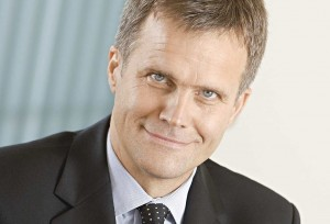 Statoil CEO Helge Lund