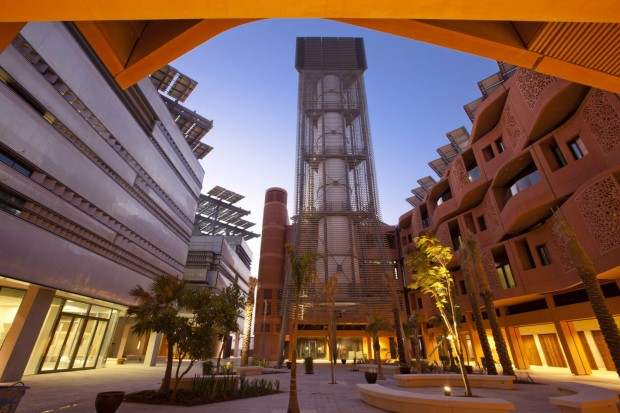World's first Zero-Carbon City comes to life with Market@Masdar City