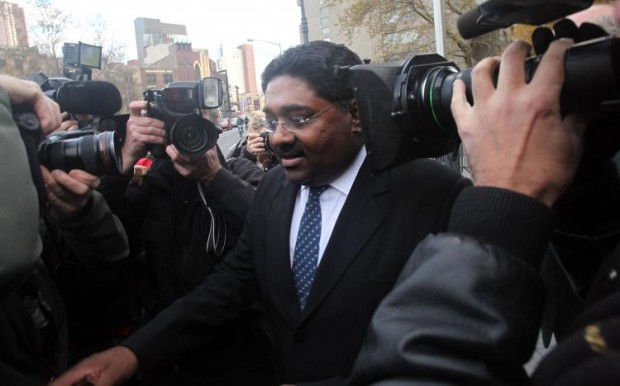 Hedge-Fund Guru Raj Rajaratnam convicted for Fraud and Conspiracy
