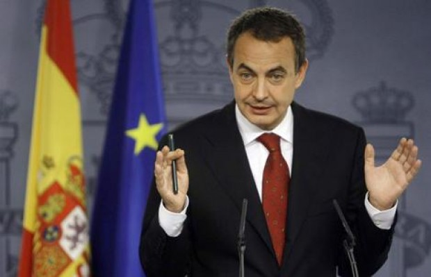 Spanish Prime Minister Zapatero_ Socialist Party suffers massive losses in city and regional elections