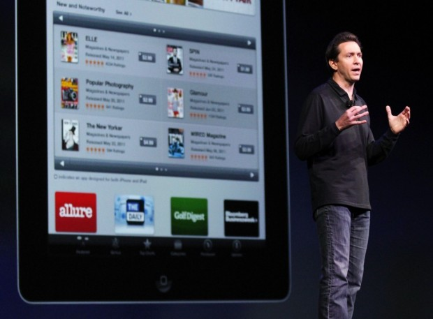 """Post-PC"" Era Leaders iOS5 & iCloud unveiled by Jobs at Apple's WWDC"