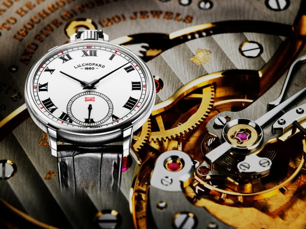 Chopard. A Tradition of Excellence.