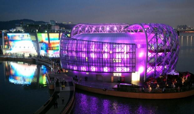 Seoul's Floating Island Viva