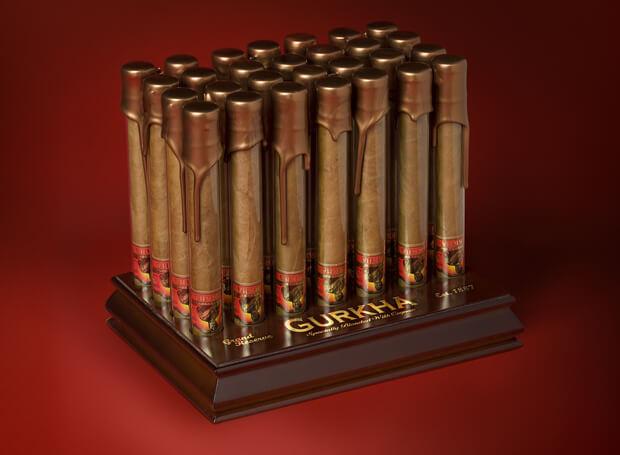 Gurkha Cigars: The Rolls Royce of Cigars