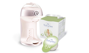 Luxury Baby Formula BabyNes by nestle