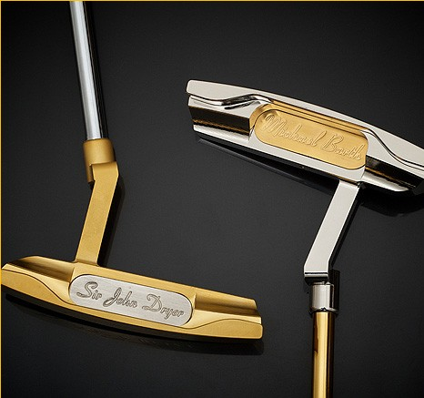 The Golden Putter