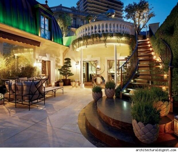 Living it UP: The Worlds Most Luxurious Penthouses
